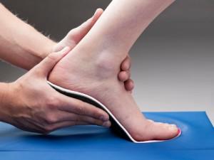 Molding process Foot Balance